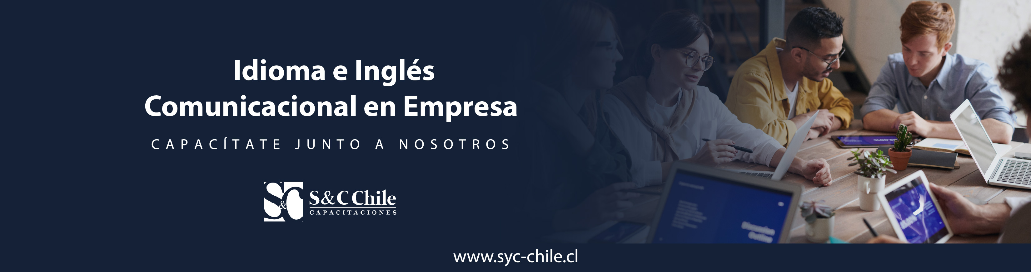 Course image for Inglés Comunicacional (Trevi Chile)