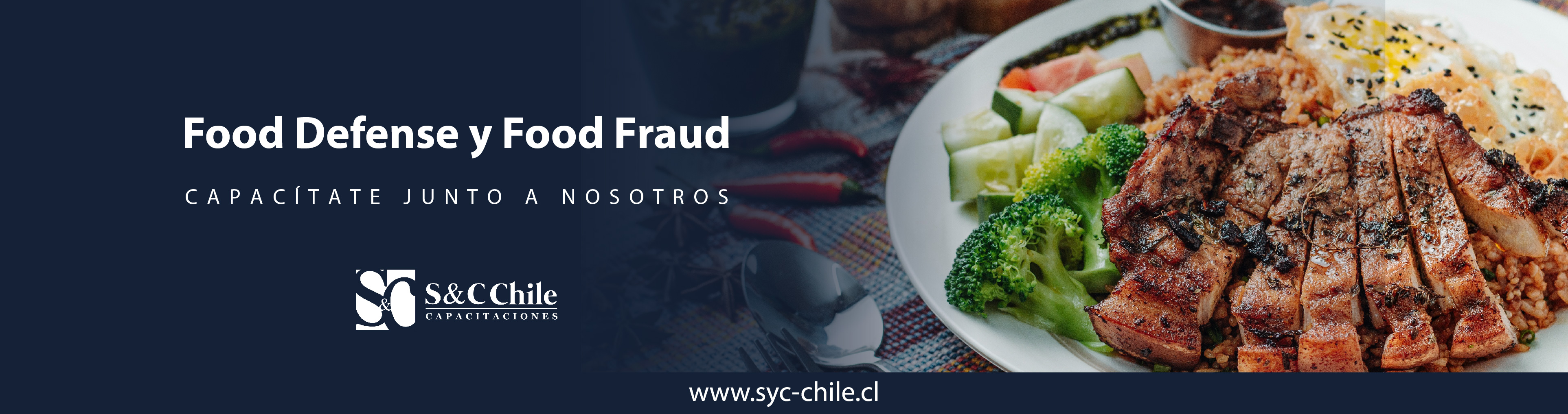 Course image for Food Defense y Food Fraud (SYC CHILE)